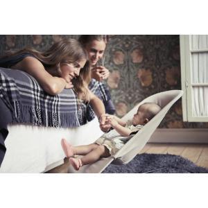Babybjorn - 005083 - Transat Balance Soft Beige-Gris, Coton-Jersey (379630)