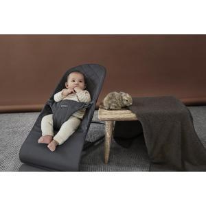 Babybjorn - 606021 - Pack Transat Bliss Anthracite + Jouet en bois (379714)