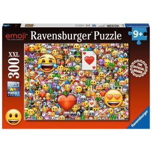 Ravensburger - 13240 - Puzzle 300 pièces XXL - Emoji (379896)