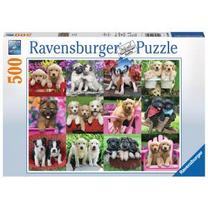 Ravensburger - 14659 - Puzzle 500 pièces - Les copains (379904)