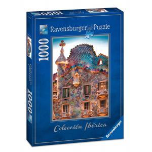 Ravensburger - 19631 - Puzzle 1000 pièces - Casa Batlló, Barcelone (379936)