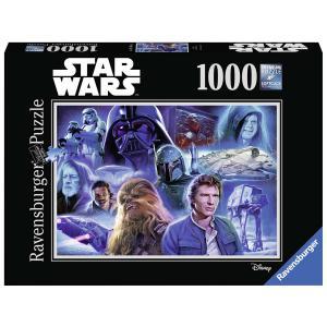 Ravensburger - 19764 - Puzzle 1000 pièces - Star Wars Edition Limitée 3 (379962)