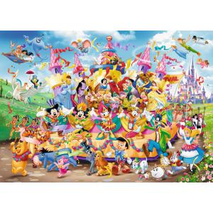 Ravensburger - 19383 - Puzzle 1000 pièces - Carnaval Disney (379974)