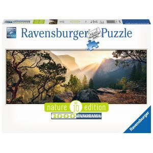 Ravensburger - 15083 - Puzzle 1000 pièces - Parc Yosémite (Panorama) (379980)