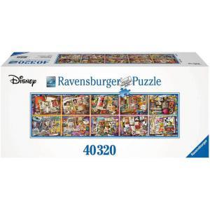 Ravensburger - 17828 - Puzzle 40 000 pièces - Mickey au fil des années (380012)