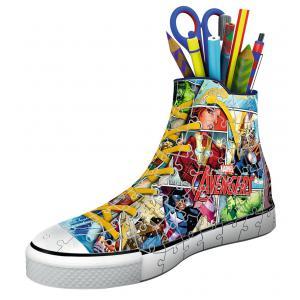 Avengers - 12113 - Puzzle 3D Sneaker - Sneaker Marvel Avengers (380046)