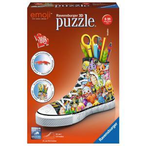 Yo-Kai Watch - 11218 - Puzzle 3D Sneaker - Sneaker Emoji (380048)