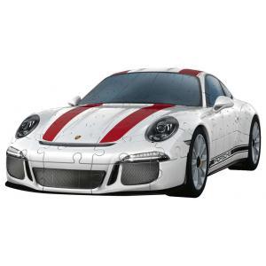 Ravensburger - 12528 - Puzzle 3D Building - Véhicules - Porsche 911 (380050)