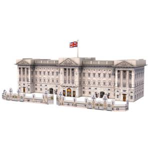 Ravensburger - 12524 - Puzzle 3D Building - Collection midi classique - Buckingham Palace (380052)