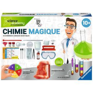 Ravensburger - 18789 - MAXI - Jeu scientifique - Chimie Magique (380076)