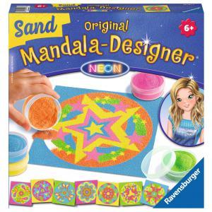 Ravensburger - 29707 - Sand mandala Neon (380118)