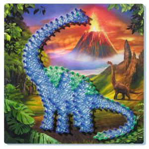 Ravensburger - 18031 - Jeux créatifs - String It midi: Dinosaurs (380134)