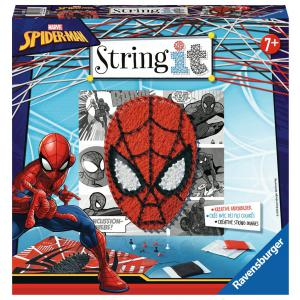 Ravensburger - 18032 - Jeux créatifs - String It midi: Spider-man, Marvel (380136)