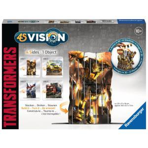 Ravensburger - 18049 - Jeux créatifs - 4S Vision Transformers (380162)