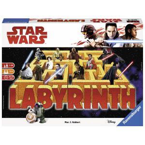 Ravensburger - 26771 - Jeu de société famille - Jeu de réflexion - Labyrinthe Star Wars VII (380168)