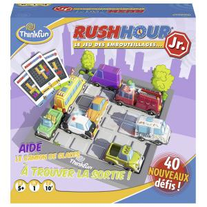 Ravensburger - 76304 - Jeu de société famille - ThinkFun - Rush Hour Junior (380174)