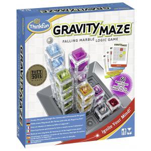 Ravensburger - 76339 - Jeu de société famille - ThinkFun - Gravity Maze (380176)