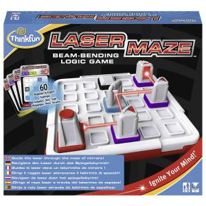 Ravensburger - 76340 - Jeux de société famille - ThinkFun -Laser Maze (international box) (380180)
