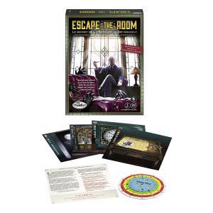 Ravensburger - 76312 - Jeux de société famille - ThinkFun -Escape the Room - Le secret de la Retraite du Dr Gravely (F) (380182)