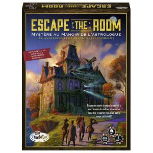 Ravensburger - 76315 - Jeux de société famille - ThinkFun -Escape the Room - Mystère au Manoir de l'astrologue (F) (380184)