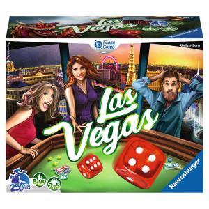 Ravensburger - 26745 - Jeu de société famille - Jeux d'ambiance - Las Vegas (380192)
