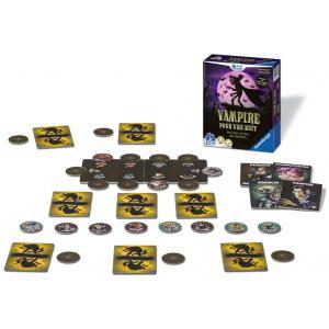 Ravensburger - 26778 - Jeux de société famille - Jeux d'ambiance -Vampire pour une Nuit (380196)