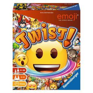 Ravensburger - 26753 - Jeu de société famille - Jeux d'ambiance - Emoji Twist (380198)