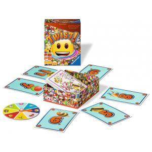 Ravensburger - 26753 - Jeux de société famille - Jeux d'ambiance -emoji Twist (380198)