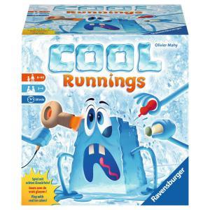 Ravensburger - 26775 - Jeu de société famille - Jeux d'ambiance - Cool Runnings (380200)