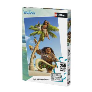 Nathan puzzles - 86871 - Puzzle 250 pièces - Nathan - Vaiana l'exploratrice (380276)