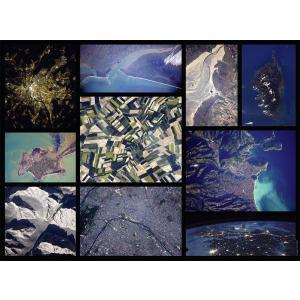 Nathan puzzles - 87144 - Puzzle 500 pièces - Nathan - La France vue par Thomas Pesquet (380282)