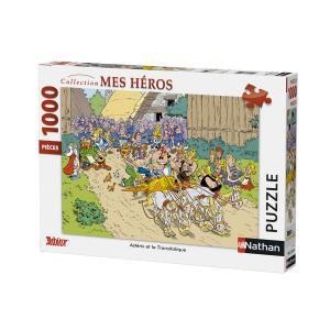 Nathan puzzles - 87559 - Puzzle 1000 pièces - Nathan - Astérix et la Transitalique (380330)
