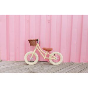 Banwood - BW-F1G-VANILLA - Draisienne  Banwood first go girl vanilla (380386)
