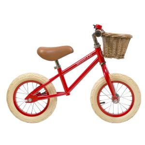 Banwood - BW-F1-RED - Draisienne first go  couleur rouge (380388)