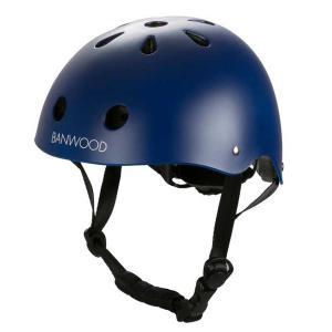 Banwood - BW-HELMET-NAVYBLUE - Casque bleu marine (380390)