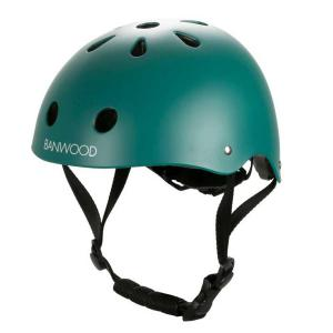 Banwood - HELMET-DARKGREEN - Casque Banwood DARK GREEN (380392)