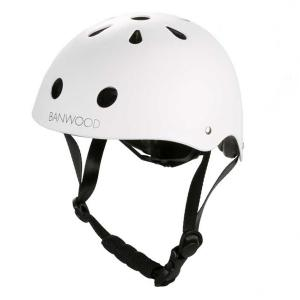 Banwood - BW-HELMET-WHITE - Casque blanc (380394)
