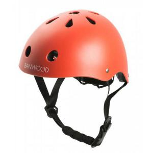 Banwood - BW-HELMET-RED - Casque rouge (380400)