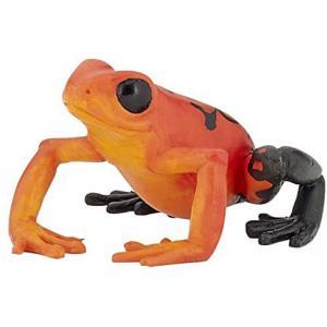 Papo - 50193 - Figurine Grenouille équatoriale rouge (380432)
