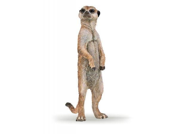 Figurine suricate debout
