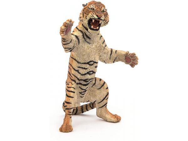 Figurine tigre debout