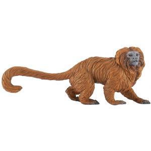 Papo - 50227 - Tamarin lion doré - Dim. 9,2 cm x 1,8 cm x 3,5 cm (380496)