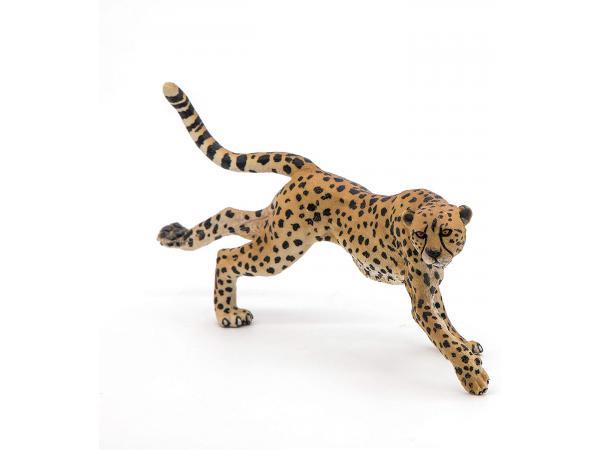 Figurine guépard courant