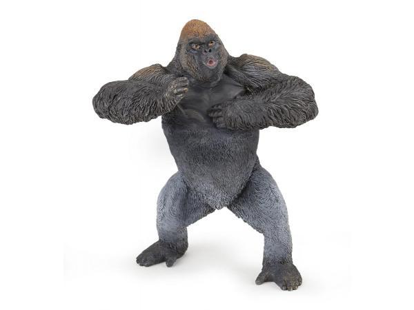 Figurine gorille des montagnes
