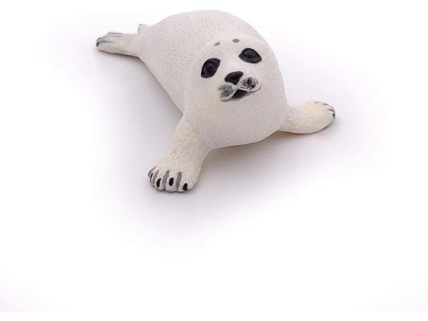 Figurine bébé phoque