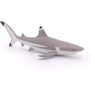 Papo - 56034 - Requin à pointes noires - Dim. 14,6 cm x 6,8 cm x 3,6 cm (380554)