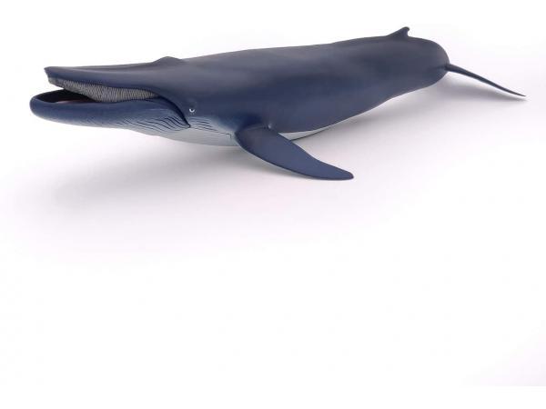 Figurine baleine bleue