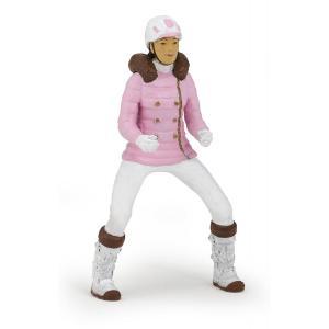 Papo - 52011 - Figurine Cavalière fashion hiver (380598)