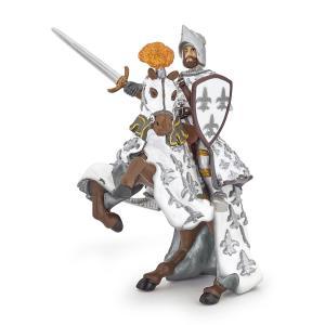 Papo - 39792 - Figurine Cheval du Prince Philippe blanc (380692)