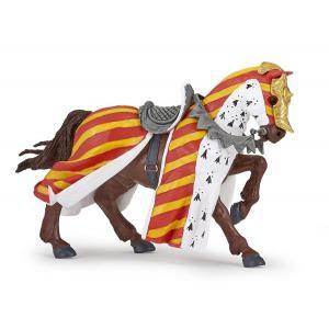 Papo - 39945 - Figurine Cheval de tournoi (380712)